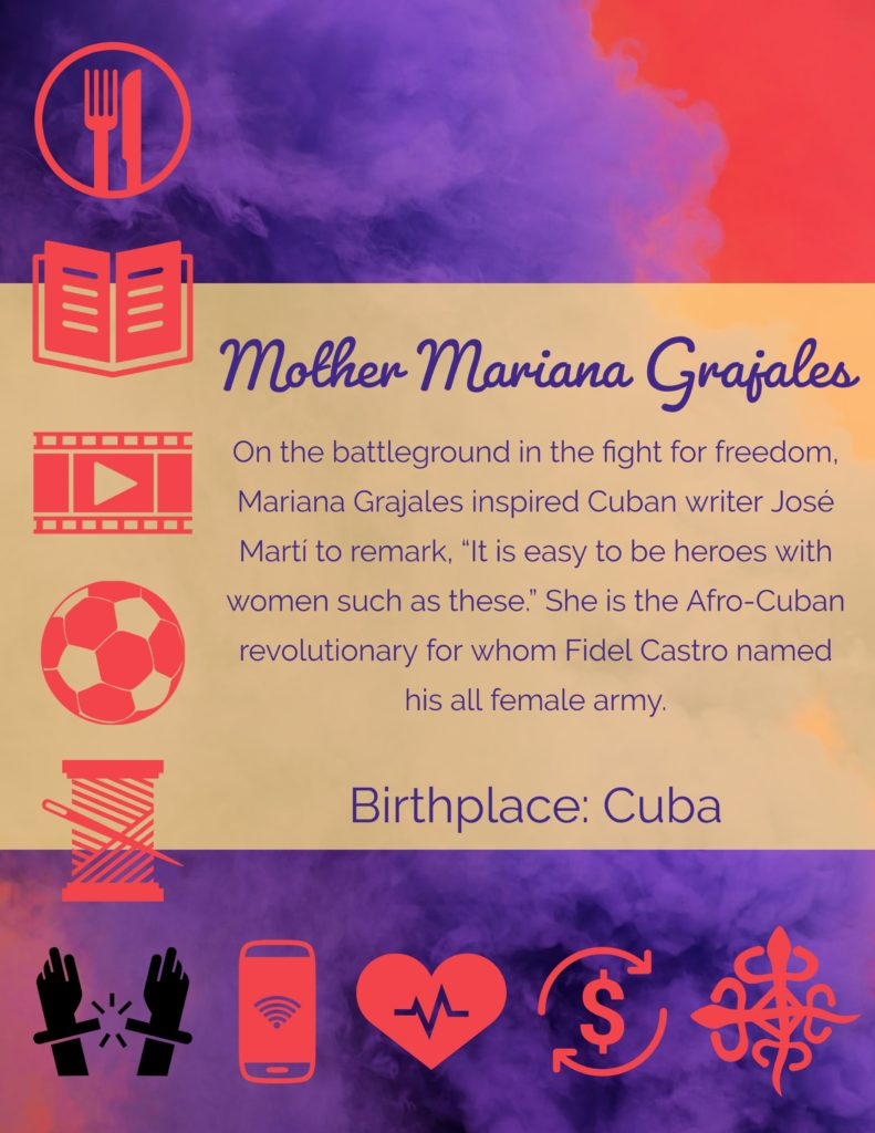 MothersMariana Grajales